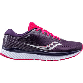 saucony Guide 13 Chaussures Femme, dusk/berry
